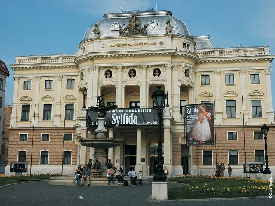 SK-Bratislava-Historisches-Gebaeude
