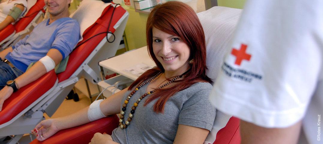 Rotes Kreuz bittet dringend um Blutspenden