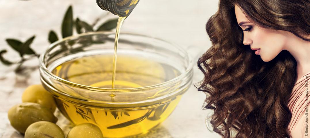 Bewährte Hausmittel gegen trockenes Haar
