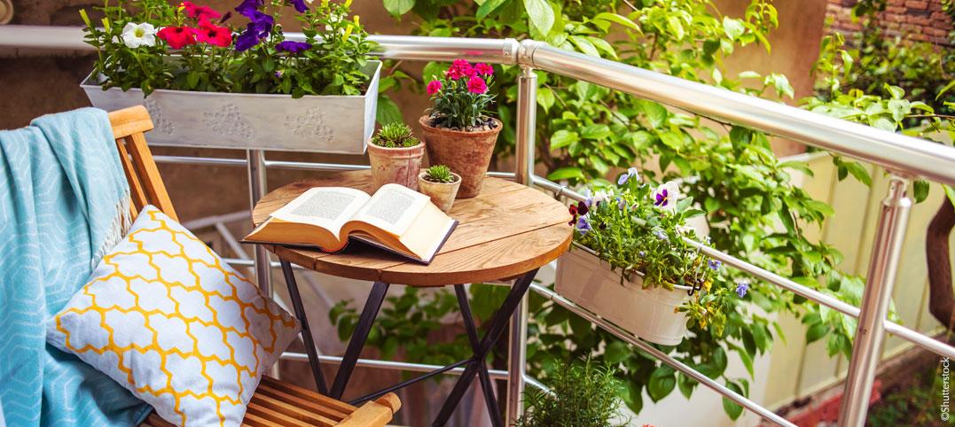 So Wird Ihr Balkon Zur Wohlfuhloase Golden Age