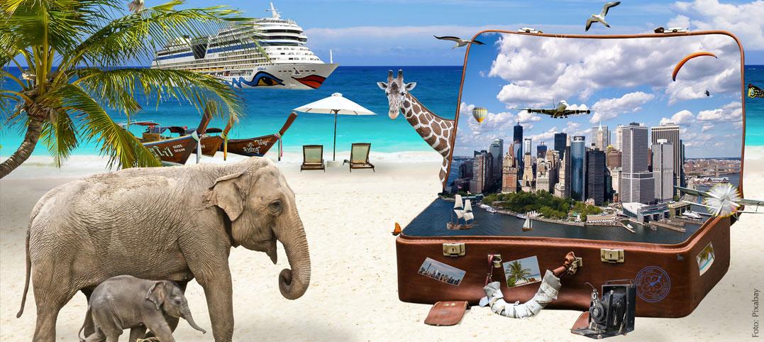 Sommer 2017: Die günstigsten Reiseziele in Europa und weltweit