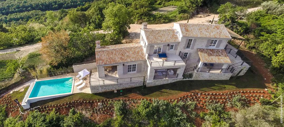 Nachhaltig bauen: Natursteinhäuser im Trend