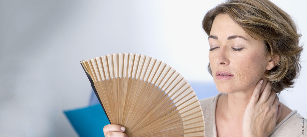 Sommerhitze trifft Hitzewallungen – was tun?
