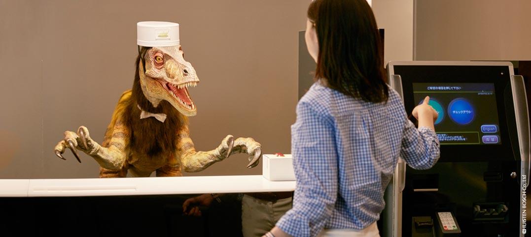 Japan: Willkommen im weltweit ersten nur von Robotern geführtem Hotel