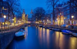 Amsterdam, Kanal
