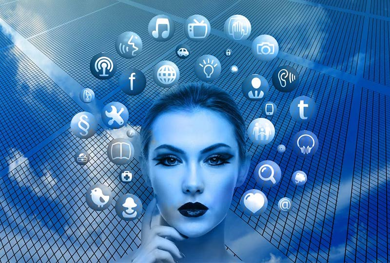 Symbolfoto für das digitale Zeitalter