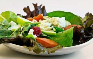 Gemischter Rohkost-Salat