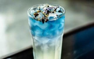 Blue Jasmine Lemonade