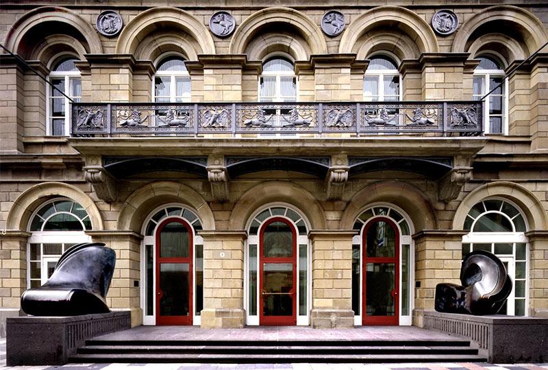 Von der Heydt Museum, Wuppertal