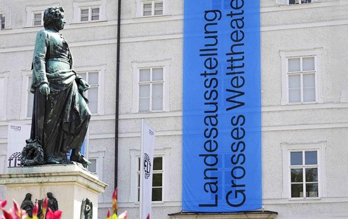Außenansicht Salzburg Museum