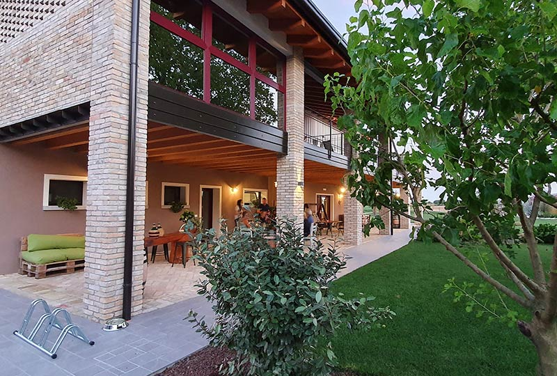 Agriturismo Casale ai Prati in Norditalien