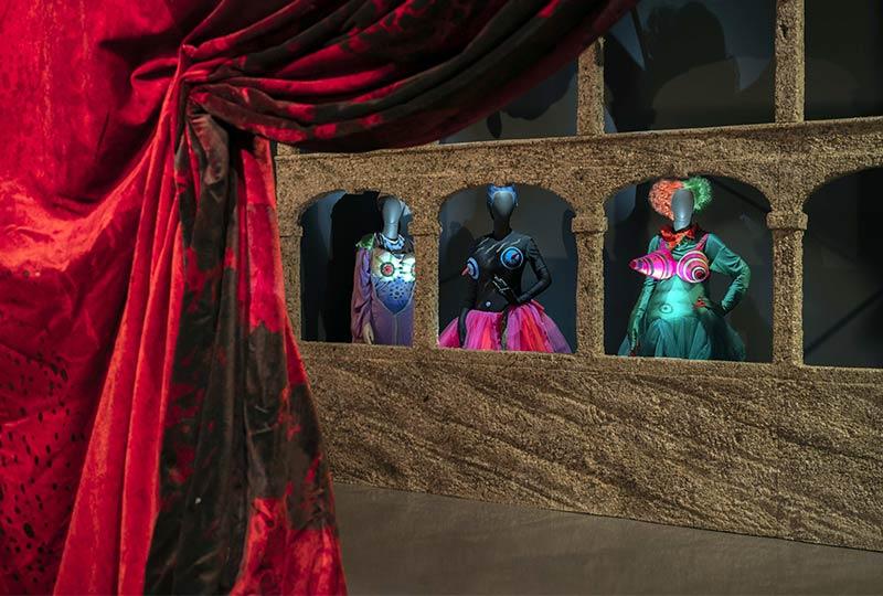 Salzburger Festspiele Bühnenbild